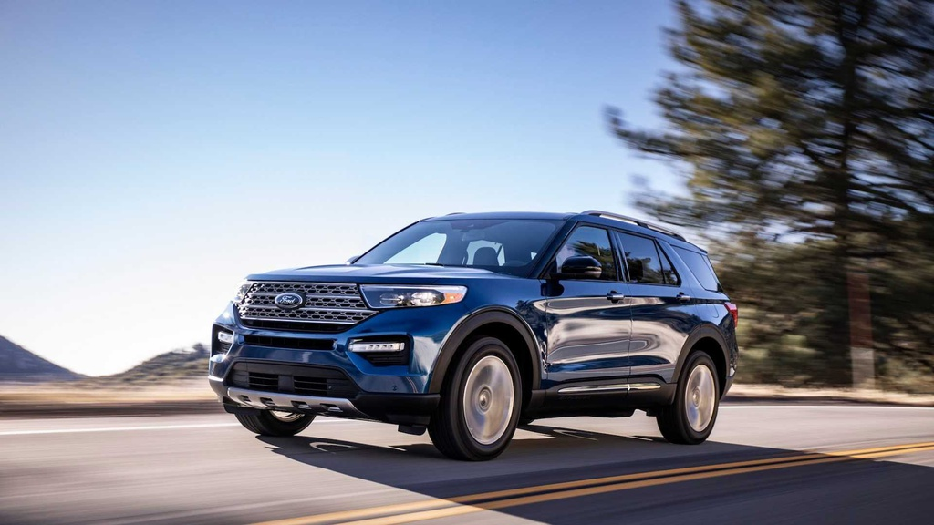 Ford Explorer 2020 ra mat anh 1