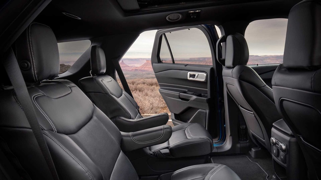Ford Explorer 2020 ra mat anh 6