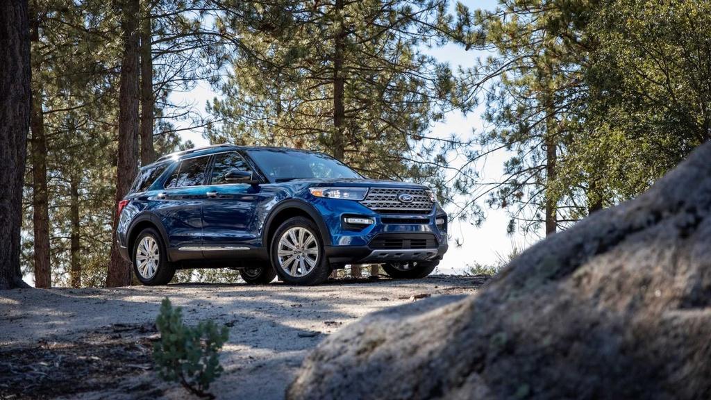 Ford Explorer 2020 ra mat anh 11