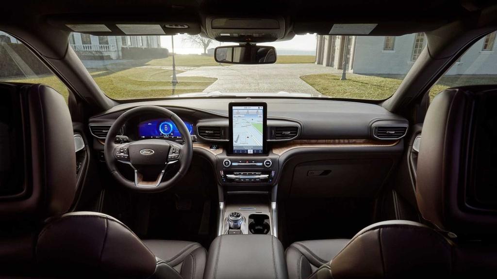 Ford Explorer 2020 ra mat anh 4