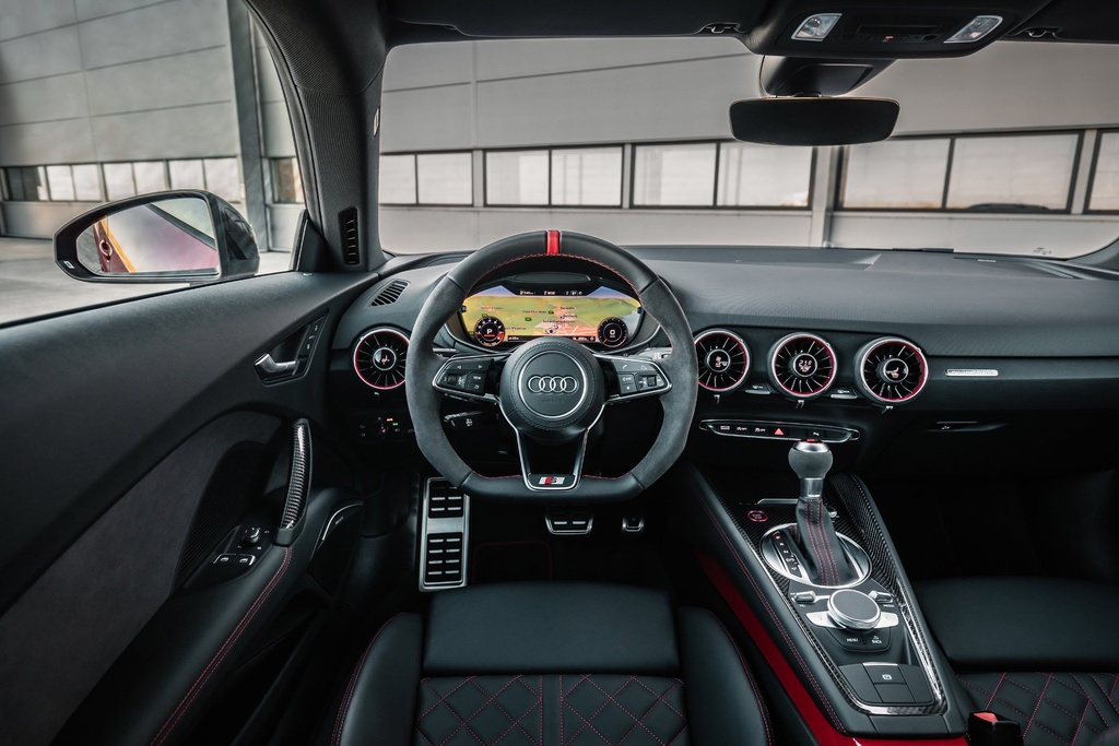 Audi TTS 2019 co them phien ban dac biet Competition hinh anh 3