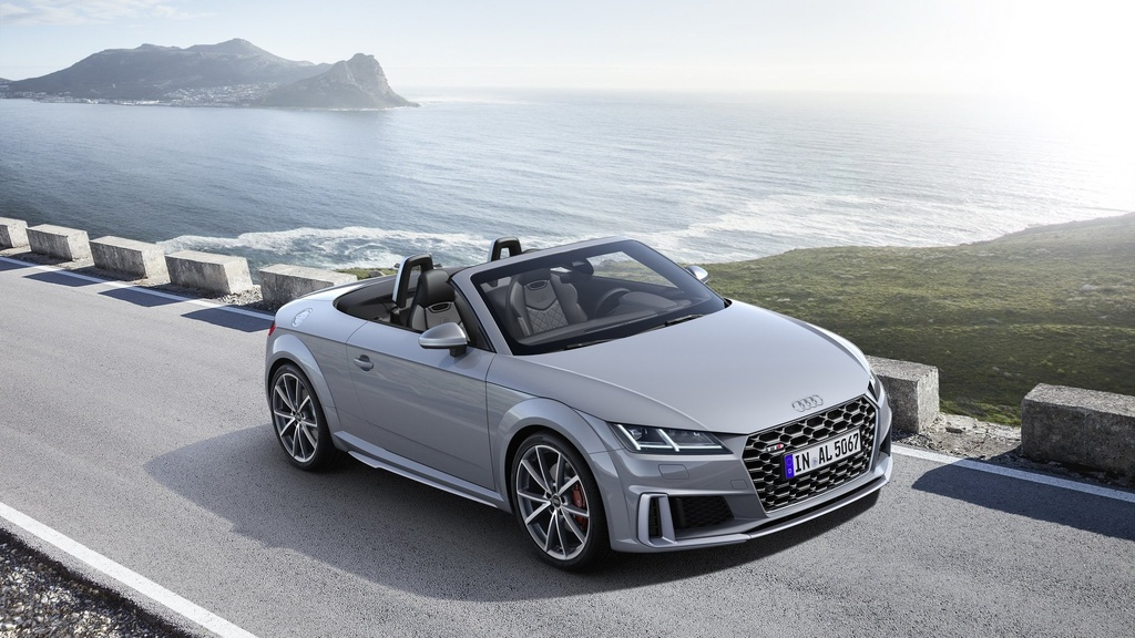 Audi TTS 2019 co them phien ban dac biet Competition hinh anh 5