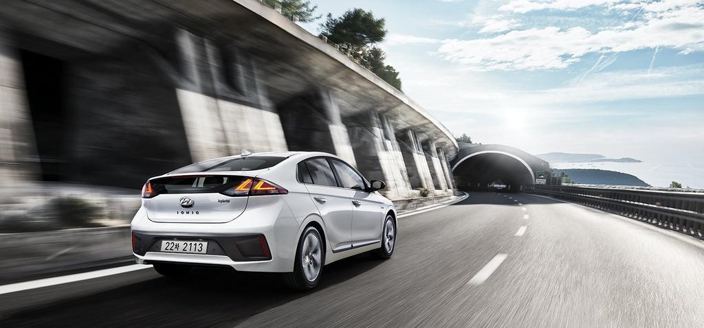 Xe xanh Hyundai Ioniq 2020 chinh thuc ra mat hinh anh 2