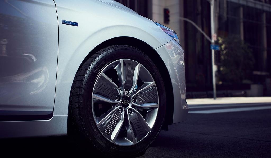 Xe xanh Hyundai Ioniq 2020 chinh thuc ra mat hinh anh 4