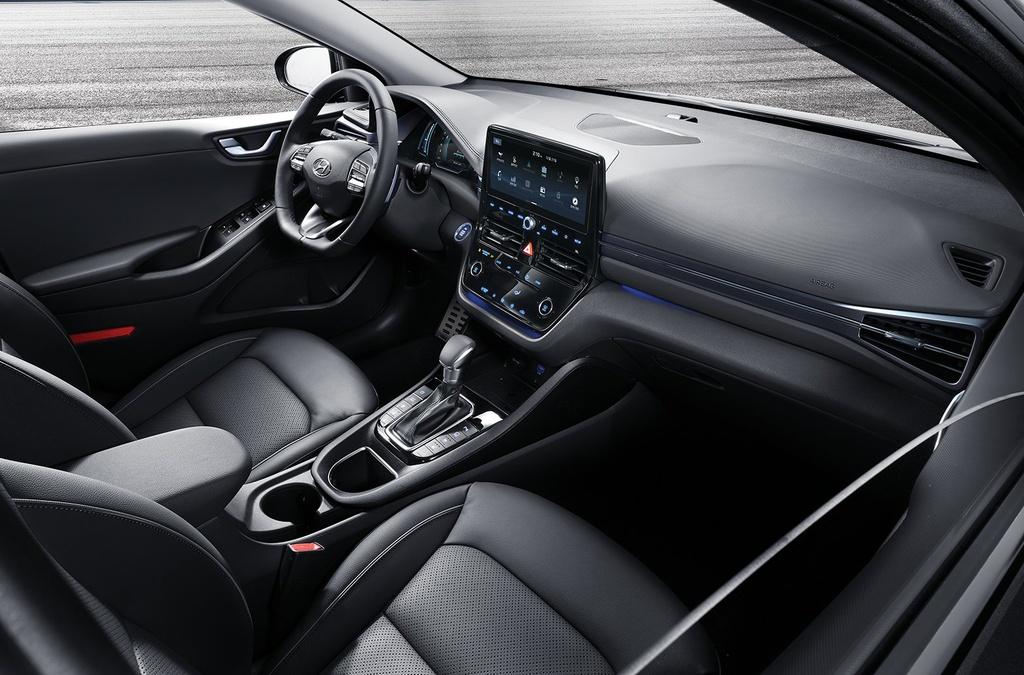 Xe xanh Hyundai Ioniq 2020 chinh thuc ra mat hinh anh 5