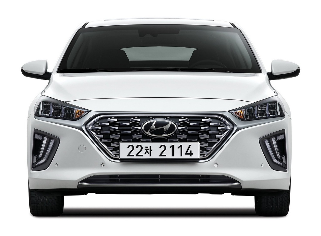 Xe xanh Hyundai Ioniq 2020 chinh thuc ra mat hinh anh 10