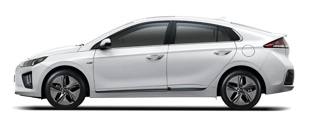 Xe xanh Hyundai Ioniq 2020 chinh thuc ra mat hinh anh 3