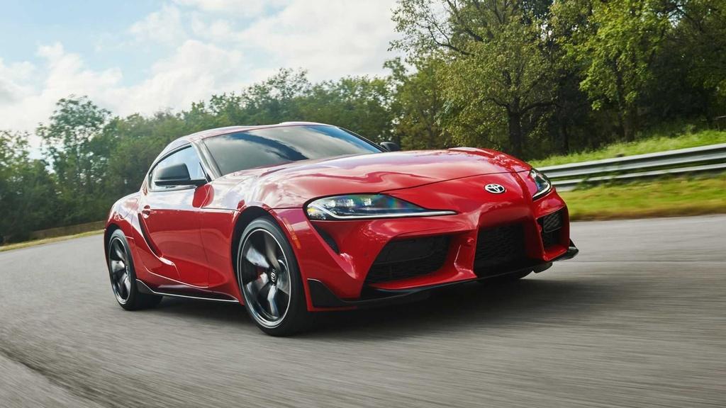 Toyota Supra 2020 dau tien co gia 2, 1 trieu USD anh 8