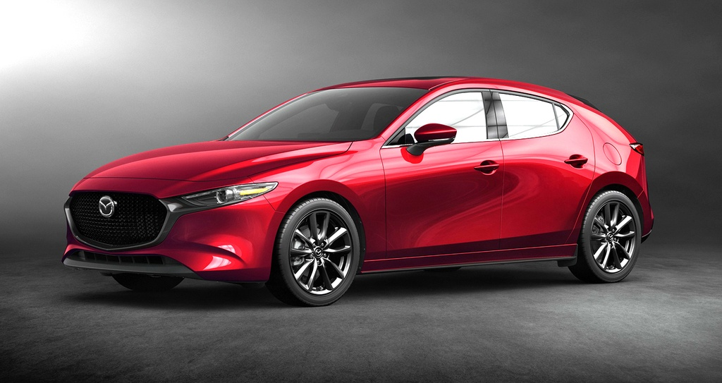 Mazda3 2019 gia tu 22.000 USD anh 1