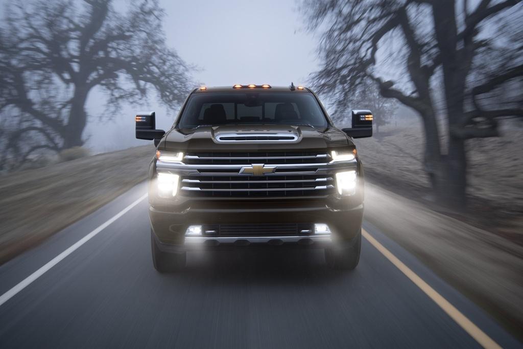 Chevrolet Silverado HD 2020 ra mat anh 8