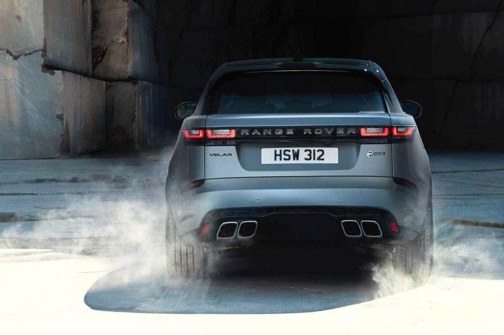 Range Rover Velar SVAutobiography ra mat, manh ngang sieu xe hinh anh 6