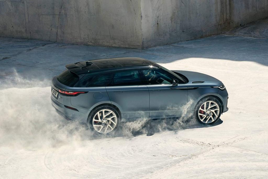 Range Rover Velar SVAutobiography ra mat, manh ngang sieu xe hinh anh 2
