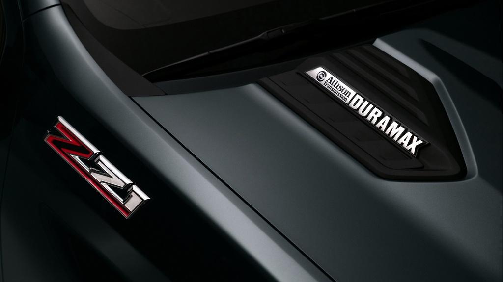 Chevrolet Silverado HD 2020 ra mat anh 3