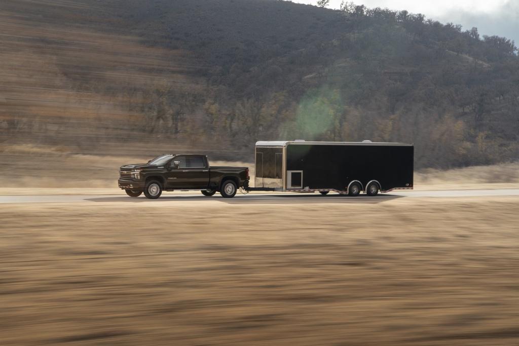Chevrolet Silverado HD 2020 ra mat anh 6