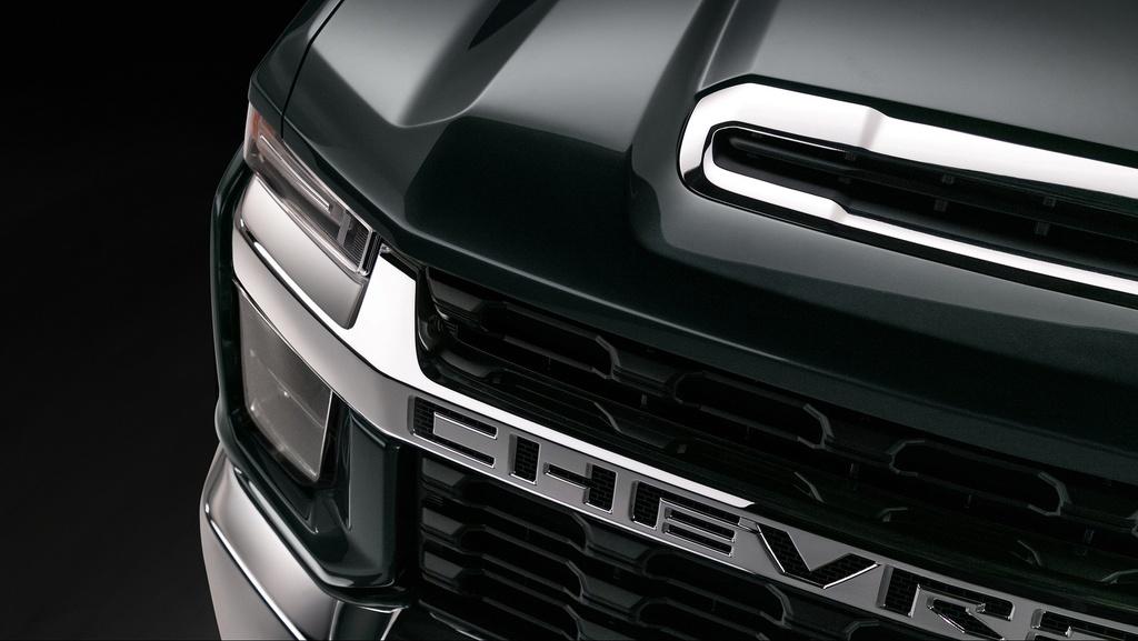 Chevrolet Silverado HD 2020 ra mat anh 4