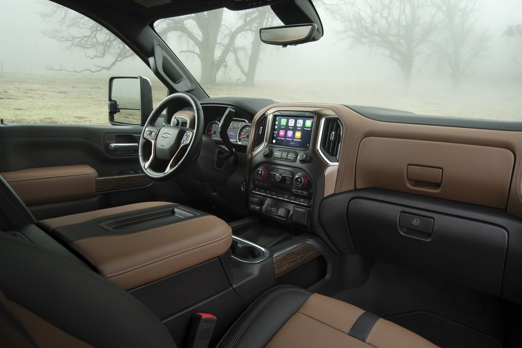 Chevrolet Silverado HD 2020 ra mat anh 10
