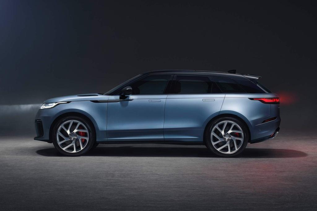 Range Rover Velar SVAutobiography ra mat, manh ngang sieu xe hinh anh 4