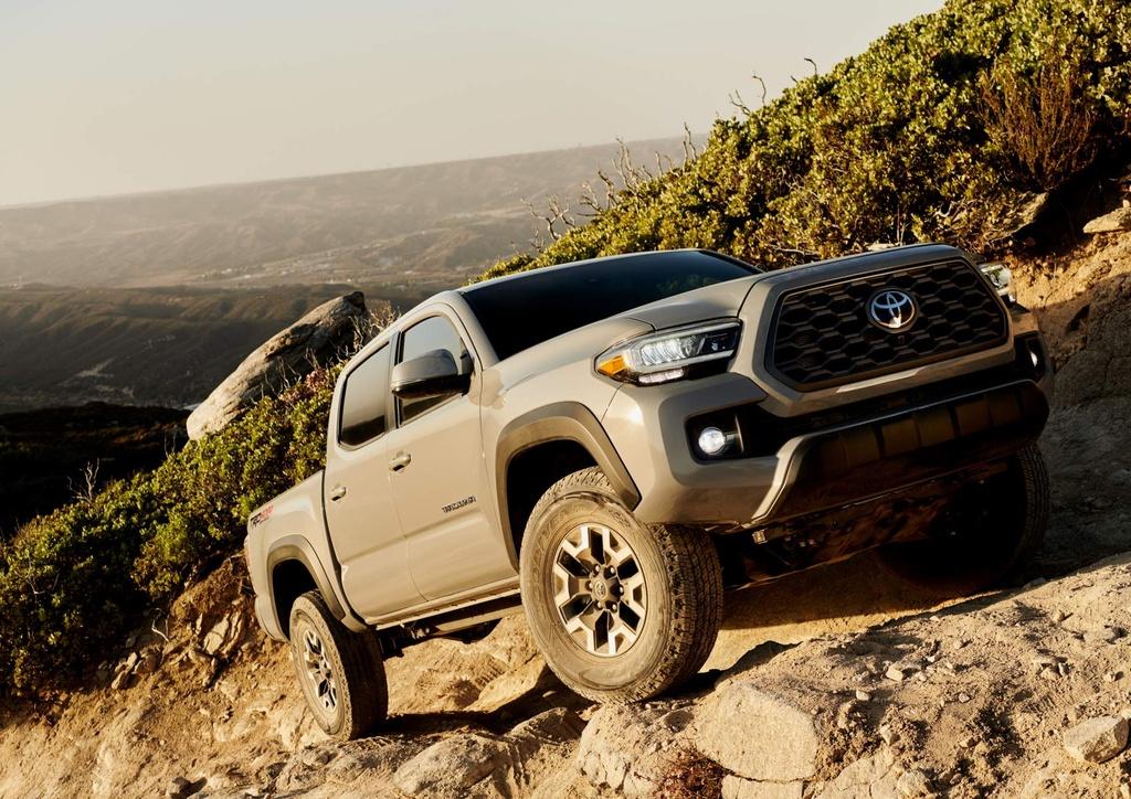 Toyota Tacoma 2020 ra mat anh 4