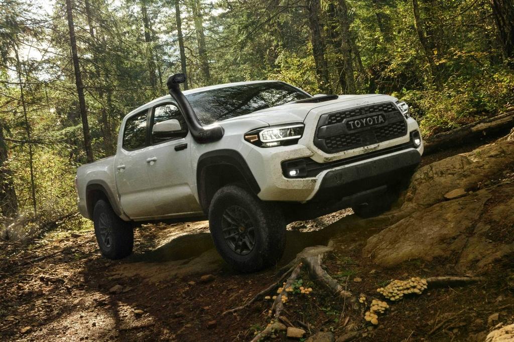 Toyota Tacoma 2020 ra mat anh 9