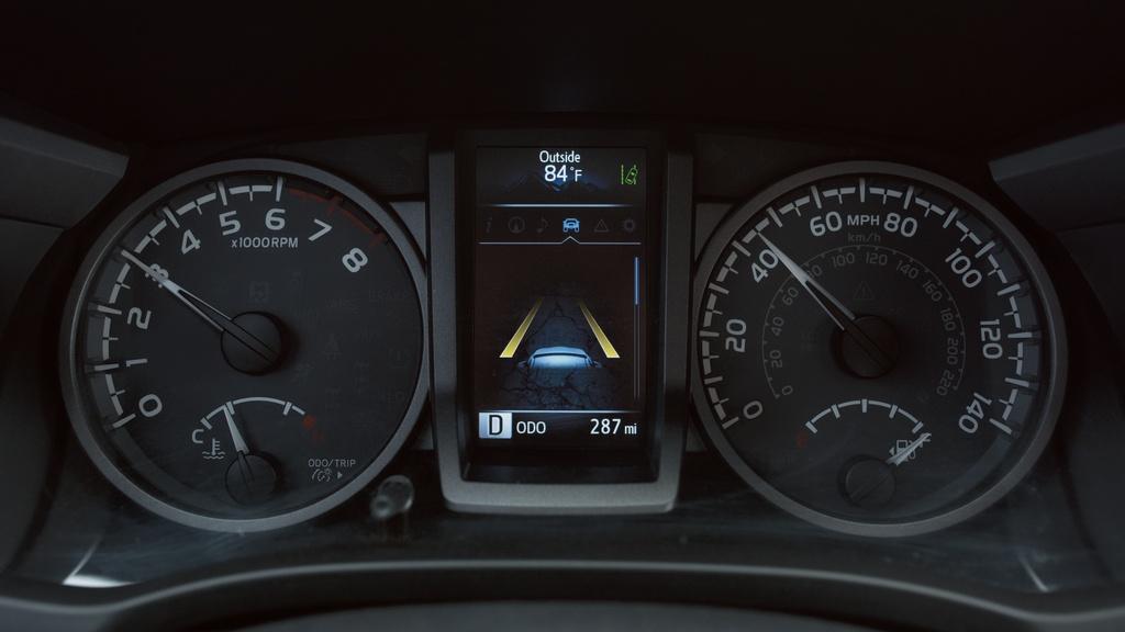 Toyota Tacoma 2020 ra mat anh 7