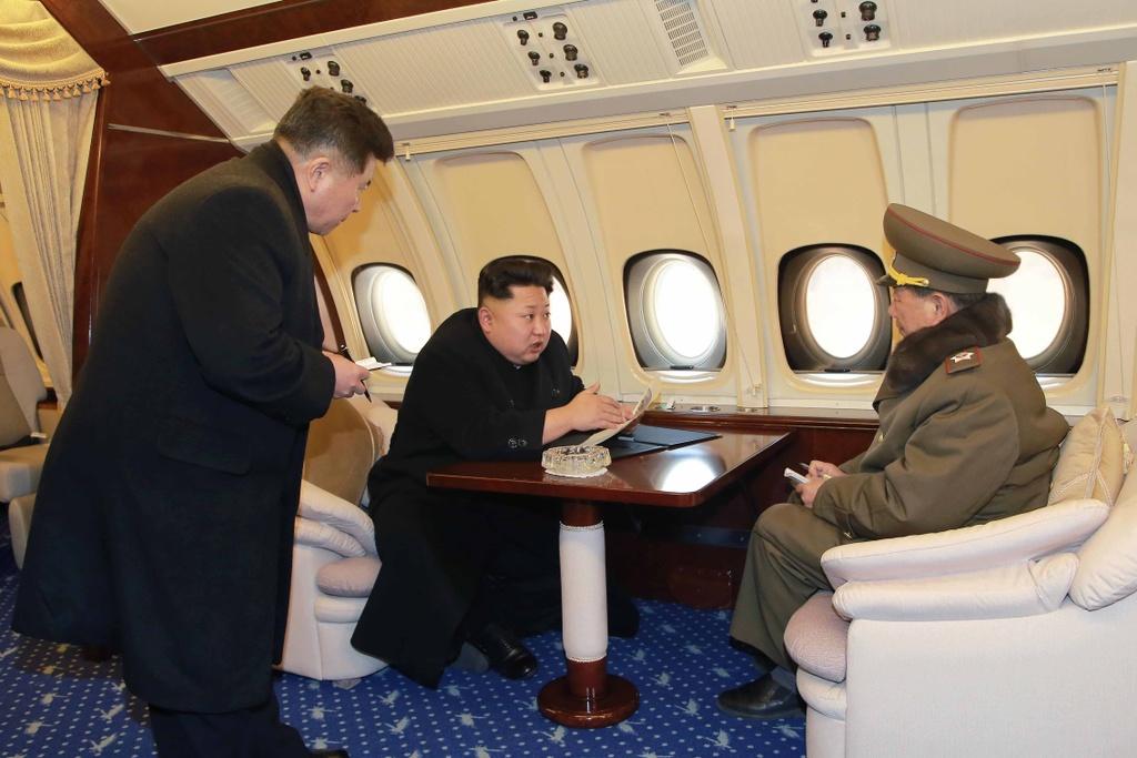 Nhung phuong tien cua ong Kim Jong Un anh 10