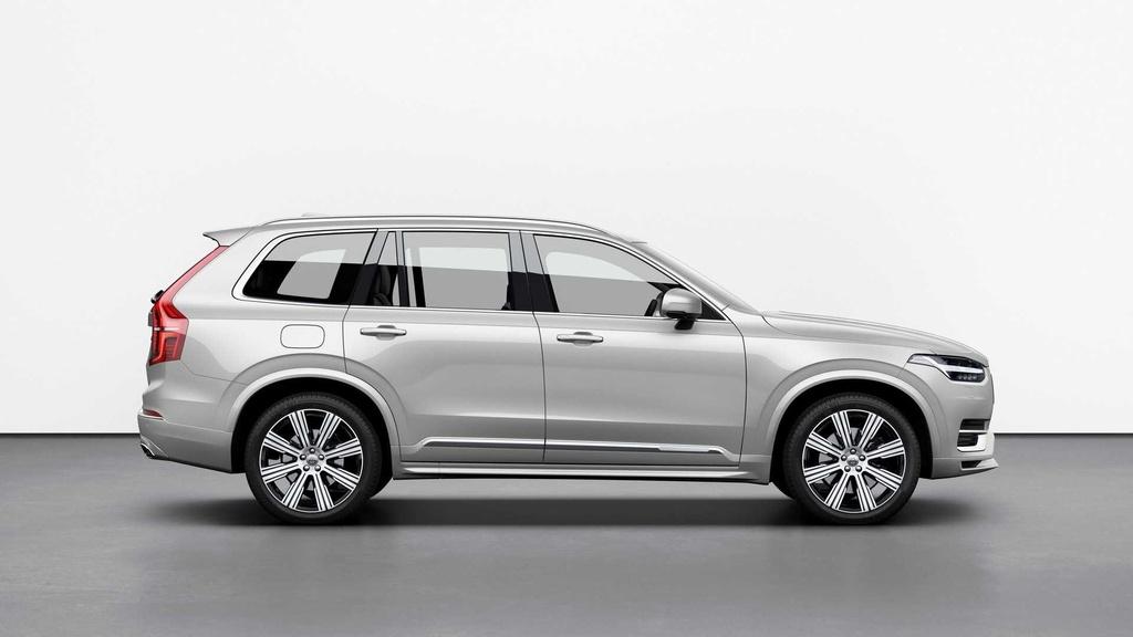 'SUV an toan nhat the gioi' Volvo XC90 duoc bo sung 'vu khi moi' KERS hinh anh 2