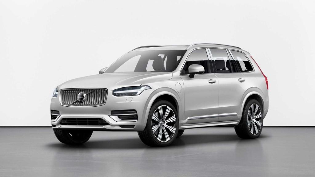 'SUV an toan nhat the gioi' Volvo XC90 duoc bo sung 'vu khi moi' KERS hinh anh 1