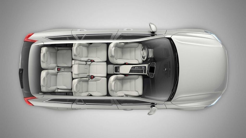 'SUV an toan nhat the gioi' Volvo XC90 duoc bo sung 'vu khi moi' KERS hinh anh 3
