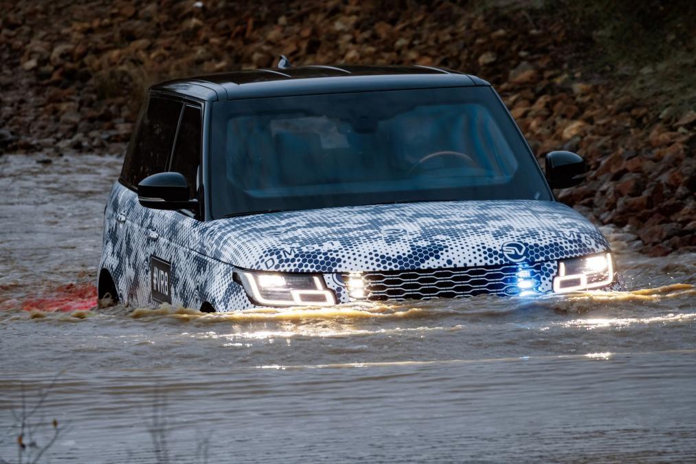 Range Rover Sentinel 2019 chong dan ra mat anh 7