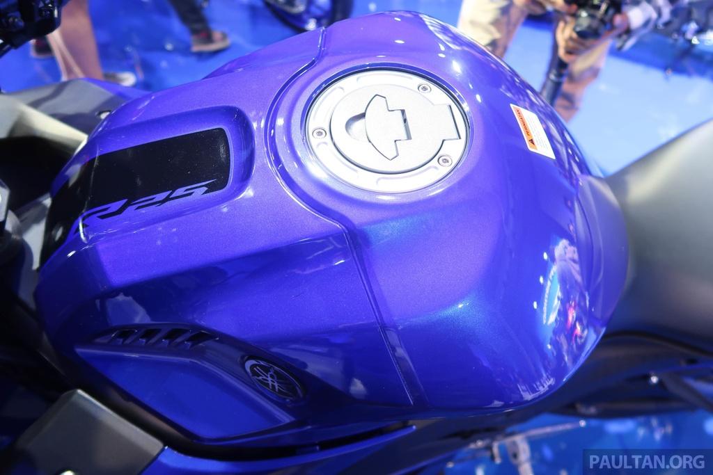 Yamaha R25 2019 ra mat tai Malaysia, hua hen ngay ve VN cua R3 hinh anh 7