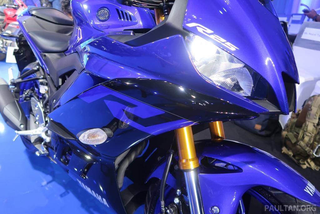Yamaha R25 2019 ra mat tai Malaysia, hua hen ngay ve VN cua R3 hinh anh 9