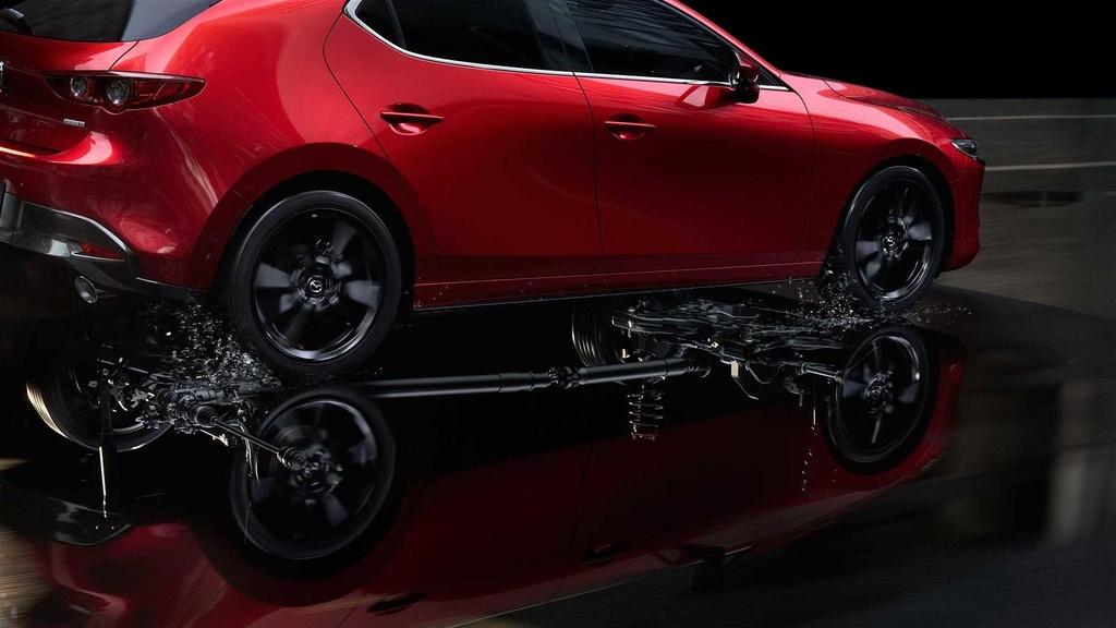 Mazda3 2019 ban 'full option' co gia 31.000 USD tai My hinh anh 3