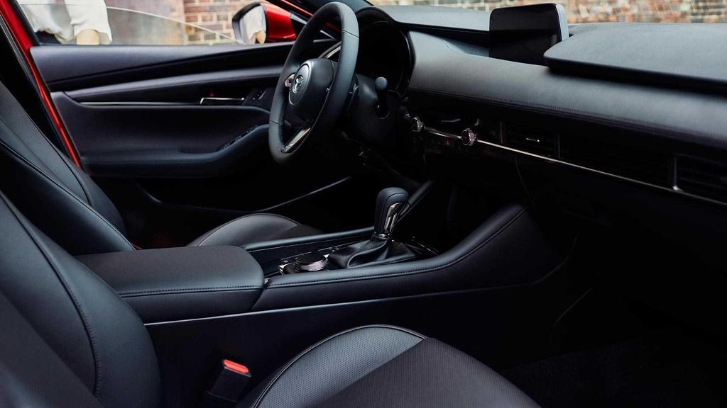 Mazda3 2019 ban 'full option' co gia 31.000 USD tai My hinh anh 6