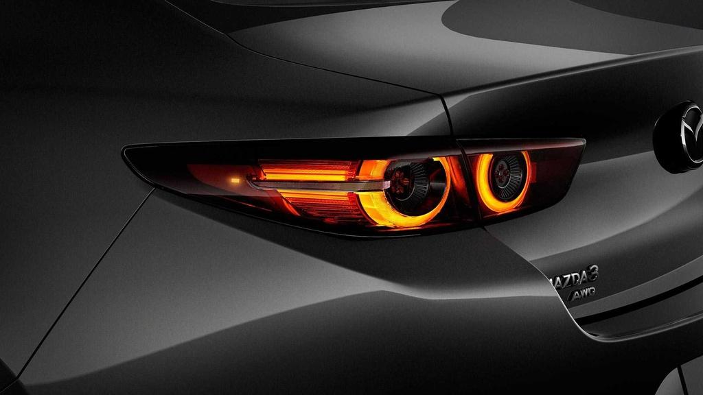 Mazda3 2019 ban 'full option' co gia 31.000 USD tai My hinh anh 9