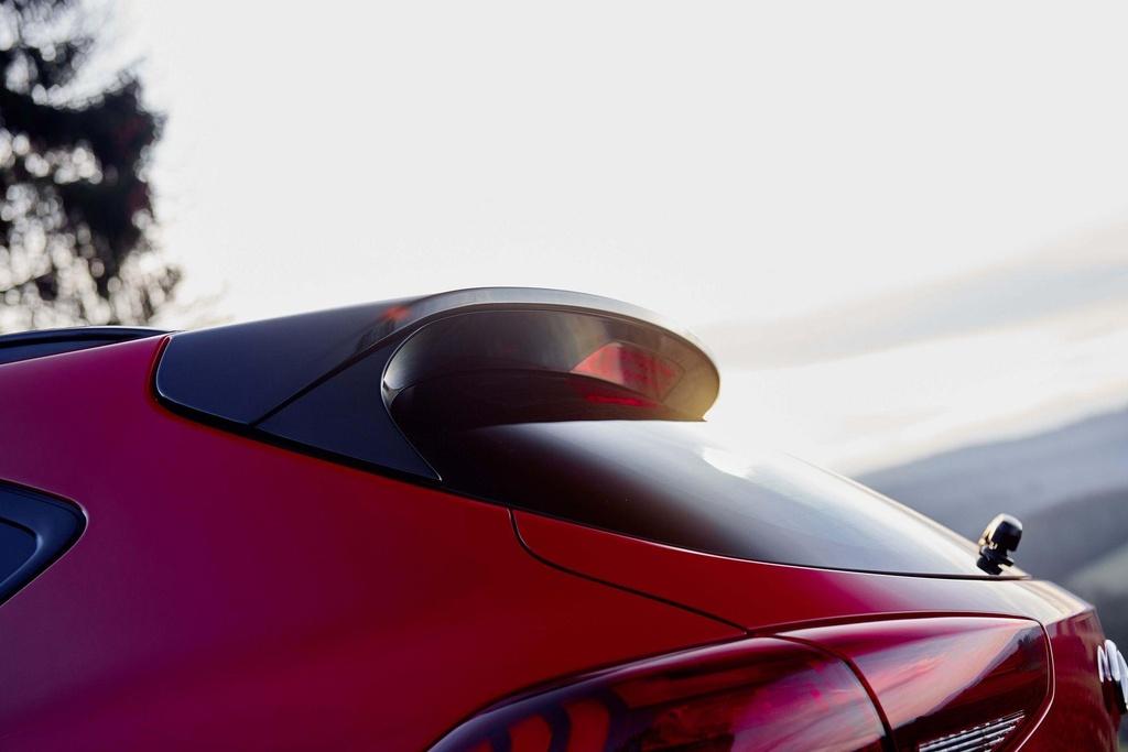 SUV 'hieu suat cao' Hyundai Tucson N Line, khong manh nhung dep hon hinh anh 11