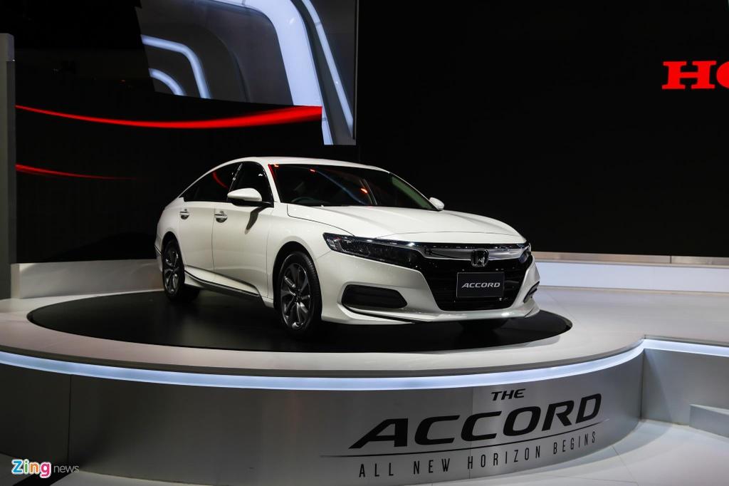Can canh Honda Accord 2019 tai Thai Lan, da san sang ve VN hinh anh 1