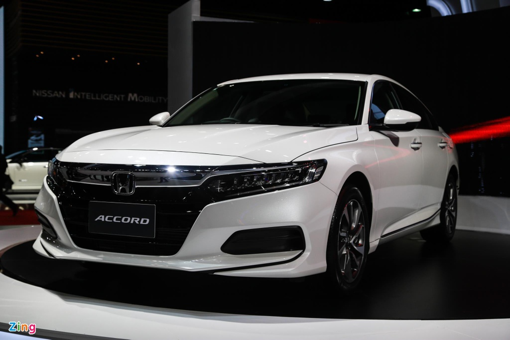 Can canh Honda Accord 2019 tai Thai Lan, da san sang ve VN hinh anh 2