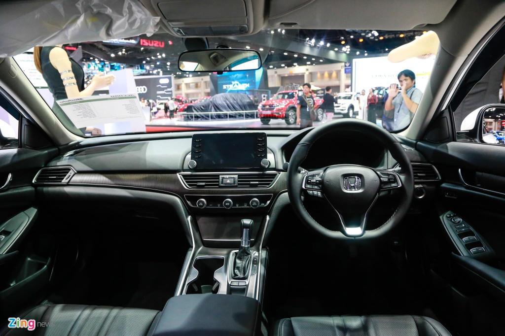Can canh Honda Accord 2019 tai Thai Lan, da san sang ve VN hinh anh 5