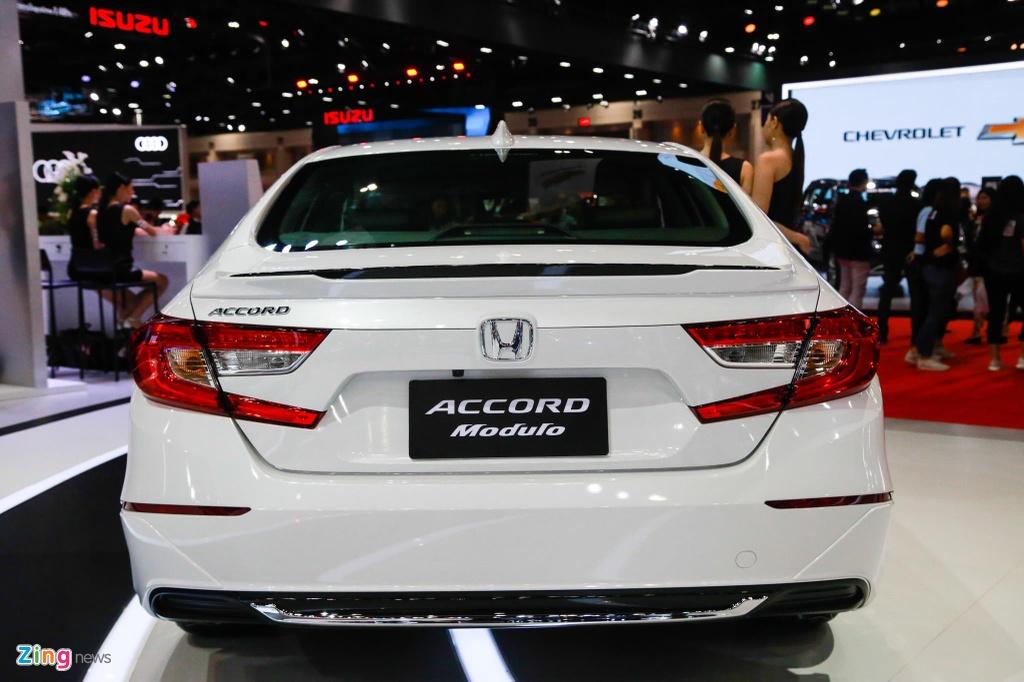 Can canh Honda Accord 2019 tai Thai Lan, da san sang ve VN hinh anh 4