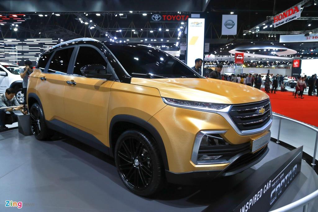Chevrolet Captiva 2019 ra mat anh 5