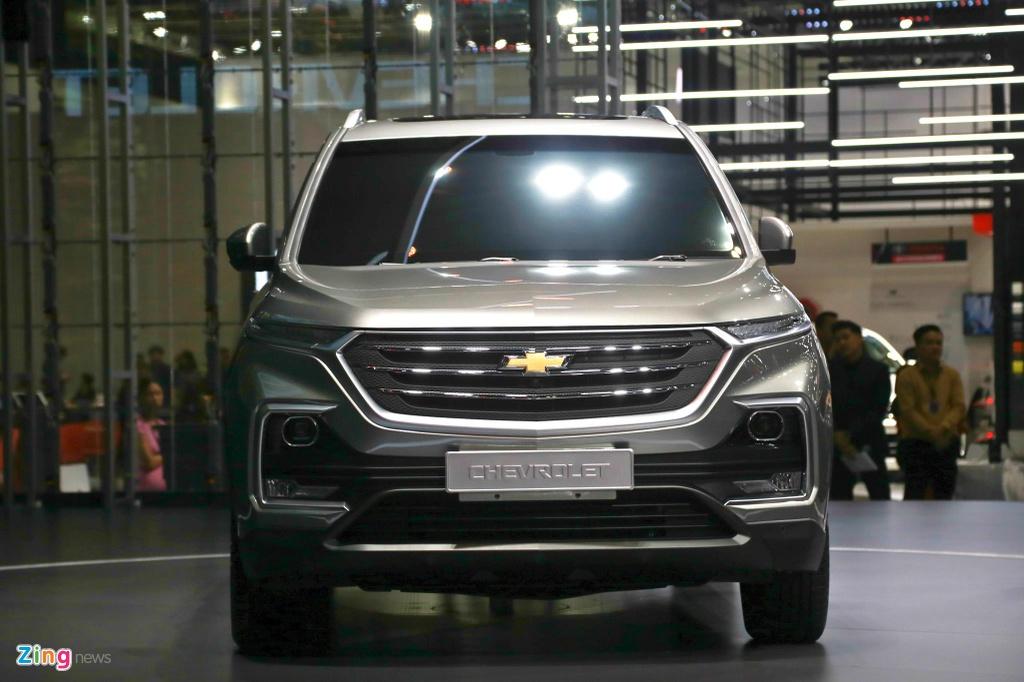 Chevrolet Captiva 2019 ra mat anh 3