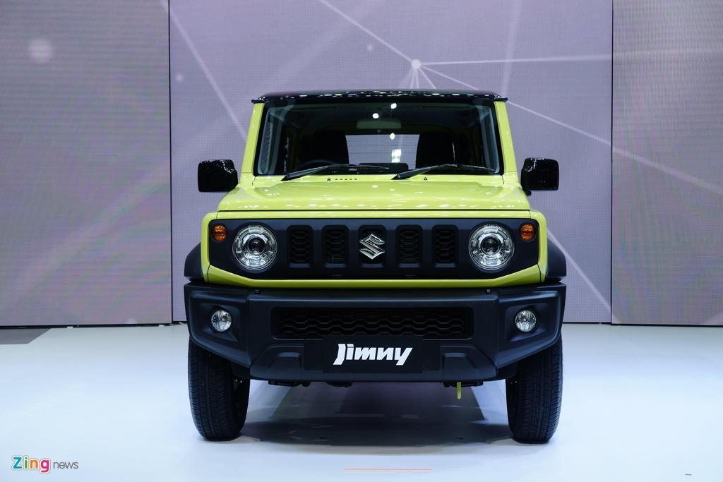 Suzuki Jimny den Thai Lan, dat gap doi chau Au, chua hen ngay ve VN hinh anh 4