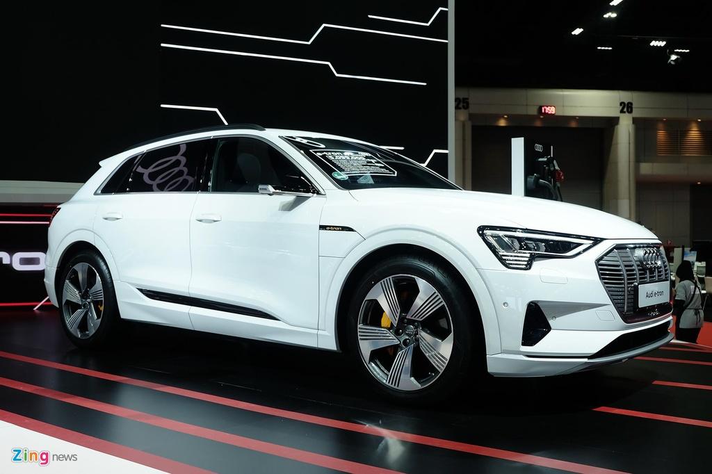 Audi e-tron ra mat Thai Lan anh 2