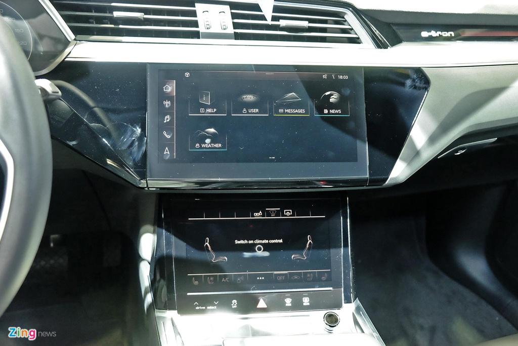 Audi e-tron ra mat Thai Lan anh 6
