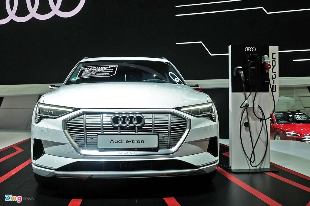 Audi e-tron ra mat Thai Lan anh 5