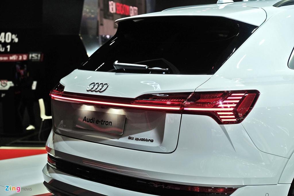 Audi e-tron ra mat Thai Lan anh 10