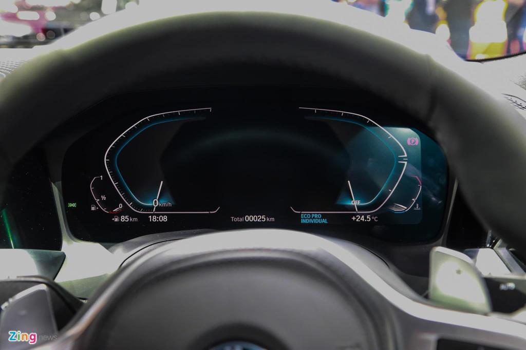 Chi tiet BMW 3-Series 2019 cho ngay ve VN, doi thu Mercedes C-Class hinh anh 8