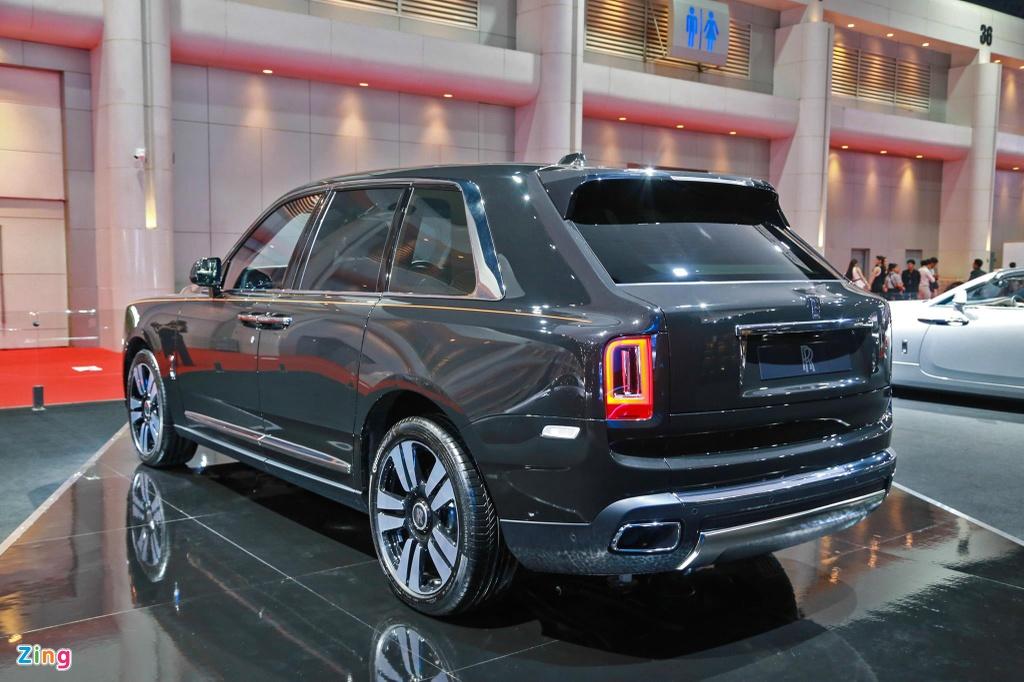 Rolls-Royce Cullinan ra mat anh 2