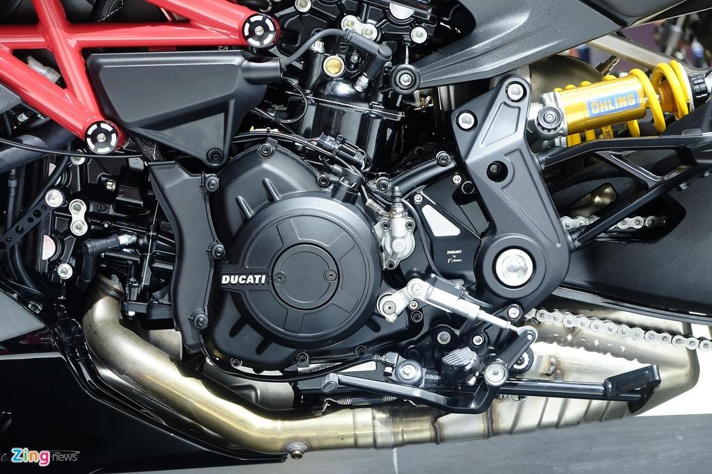 Ducati Diavel 1260 ra mat anh 7