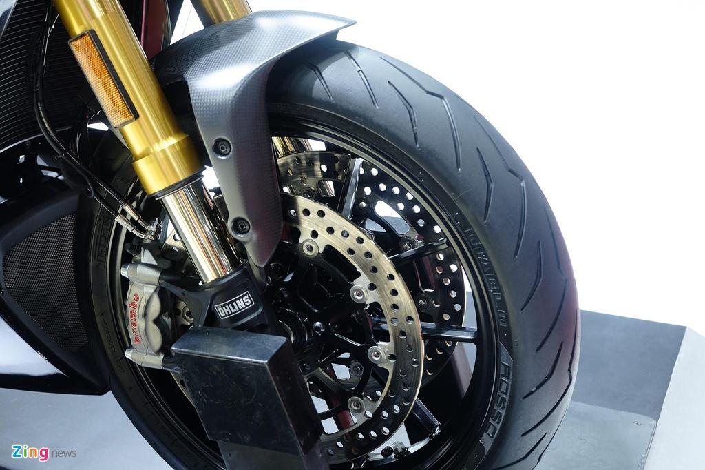 Ducati Diavel 1260 ra mat anh 9